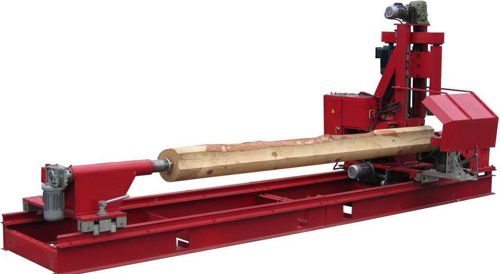 log milling machine for sale