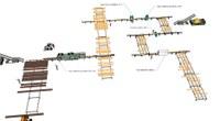 Log Home Manufacturing system MultiLog-1