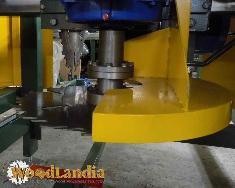 Duo-550 swingblade sawmill — Woodlandia Web Site